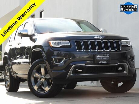 2016 Jeep Grand Cherokee Overland Bedford TX