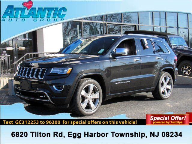 2016 Jeep Grand Cherokee Overland Egg Harbor Township NJ