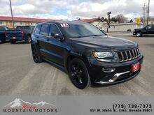 2016_Jeep_Grand Cherokee_Overland_ Elko NV