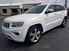 2016_Jeep_Grand Cherokee_Overland_ Fort Wayne Auburn and Kendallville IN
