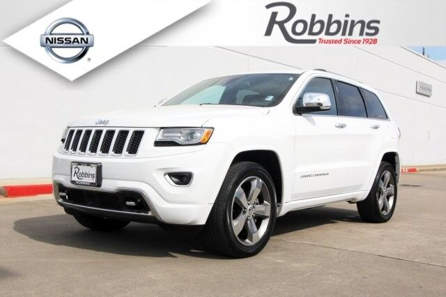 2016 Jeep Grand Cherokee Overland Houston TX