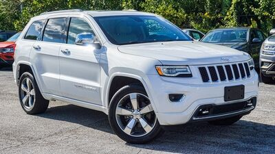 2016_Jeep_Grand Cherokee_Overland_ Orland Park IL