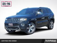 2016_Jeep_Grand Cherokee_Overland_ Roseville CA