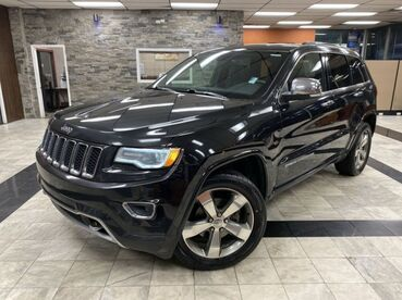 2016_Jeep_Grand Cherokee_Overland_ Worcester MA