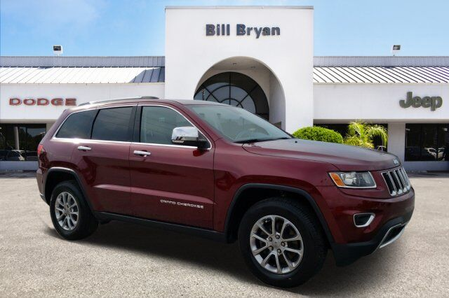 2016 Jeep Grand Cherokee RWD 4DR LIMITED Leesburg FL