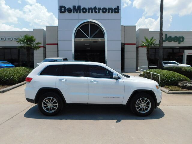 2016 Jeep Grand Cherokee RWD 4dr Limited Conroe TX