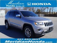 2016_Jeep_Grand Cherokee_RWD 4dr Limited_ Meridian MS