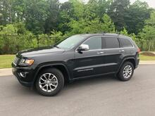 2016_Jeep_Grand Cherokee_RWD 4dr Limited_ Raleigh NC