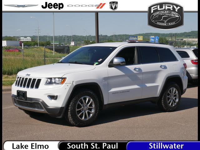 2016 Jeep Grand Cherokee RWD 4dr Limited St. Paul MN