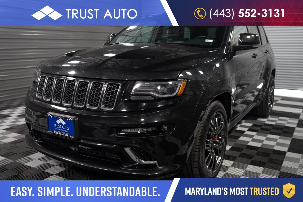 2016 Jeep Grand Cherokee SRT 4WD SUV Sykesville MD
