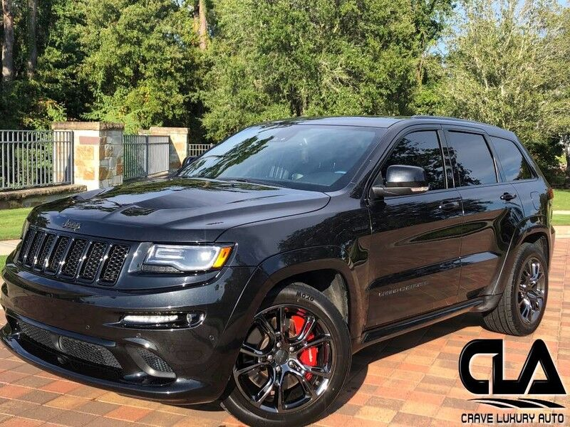 2016 Jeep Grand Cherokee SRT 8 The Woodlands TX