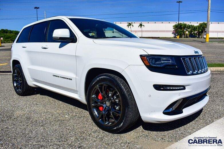 2016 Jeep Grand Cherokee SRT Arecibo PR