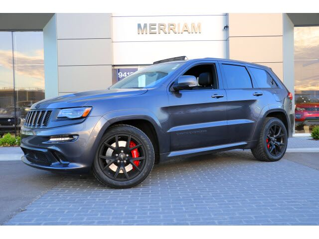 2016 Jeep Grand Cherokee SRT Kansas City KS