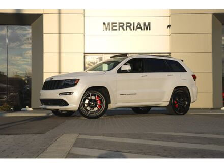 2016_Jeep_Grand Cherokee_SRT_ Merriam KS