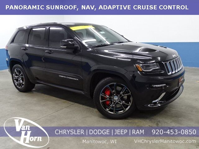2016 Jeep Grand Cherokee SRT Plymouth WI
