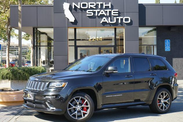 2016_Jeep_Grand Cherokee_SRT_ Walnut Creek CA