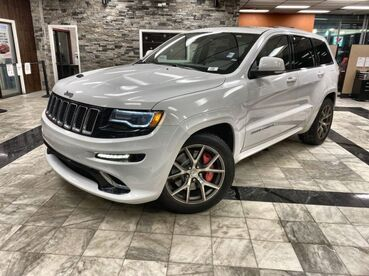 2016_Jeep_Grand Cherokee_SRT_ Worcester MA
