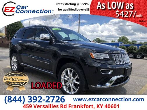 2016_Jeep_Grand Cherokee_Summit 4WD_ Frankfort KY