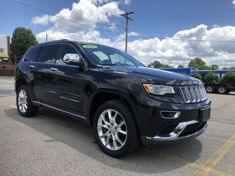 2016 Jeep Grand Cherokee Summit 4WD Frankfort KY