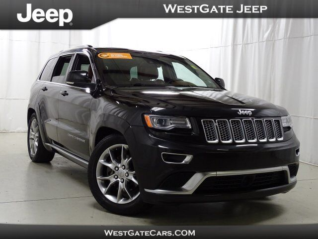 2016 Jeep Grand Cherokee Summit Raleigh NC