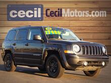 2016_Jeep_Patriot__  TX
