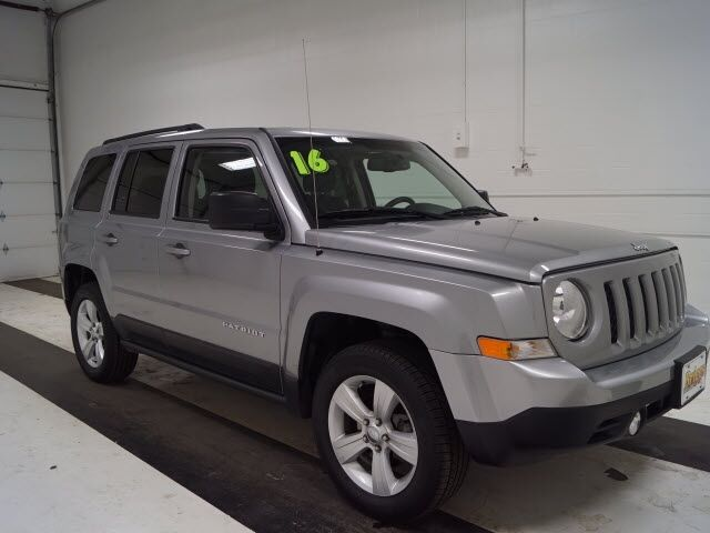 2016 Jeep Patriot 4WD 4dr Latitude Topeka KS