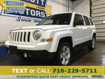 2016 Jeep Patriot 4WD Latitude 1-Owner Heated Seats