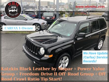 2016_Jeep_Patriot_4WD Sport w/ Power Value Group_ Arlington VA