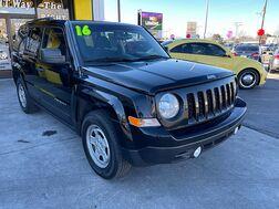 2016_Jeep_Patriot_4d SUV FWD Sport_ Albuquerque NM