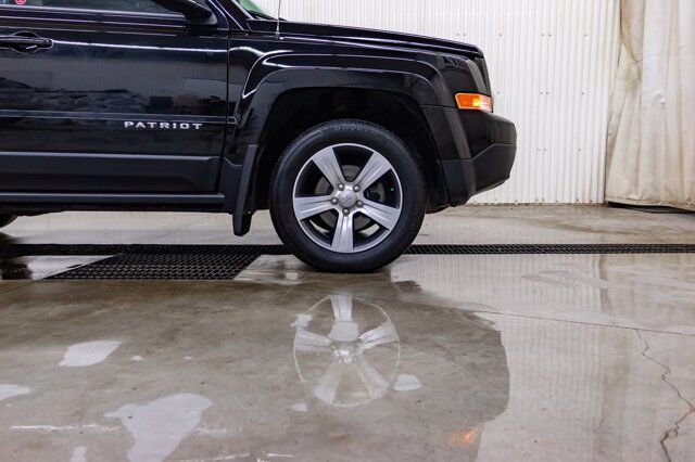 2016 Jeep Patriot 4x4 High Altitude Leather Roof Red Deer AB