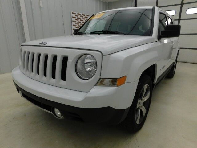 2016 Jeep Patriot FWD 4dr High Altitude Edition Manhattan KS