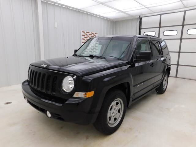 2016 Jeep Patriot FWD 4dr Sport Topeka KS