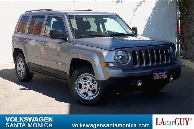 2016 Jeep Patriot FWD 4dr Sport Santa Monica CA