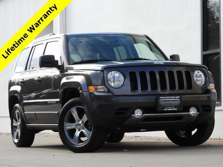 2016 Jeep Patriot High Altitude Bedford TX