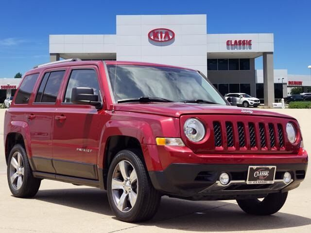 2016 Jeep Patriot High Altitude Carrollton TX