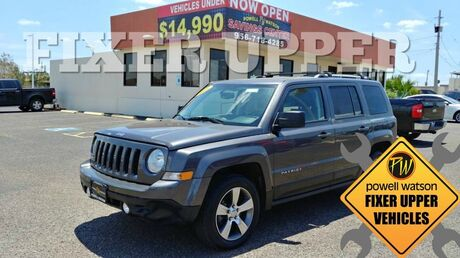 2016 Jeep Patriot High Altitude Edition Laredo TX