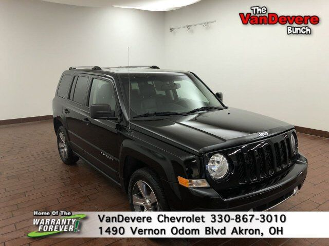 2016 Jeep Patriot High Altitude Edition Akron OH