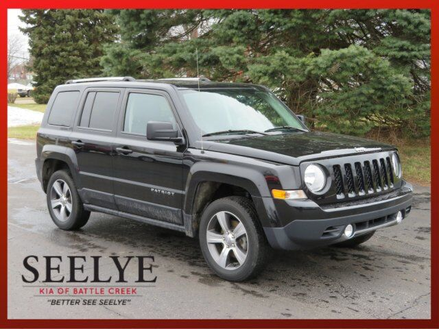 2016 Jeep Patriot High Altitude Edition Battle Creek MI