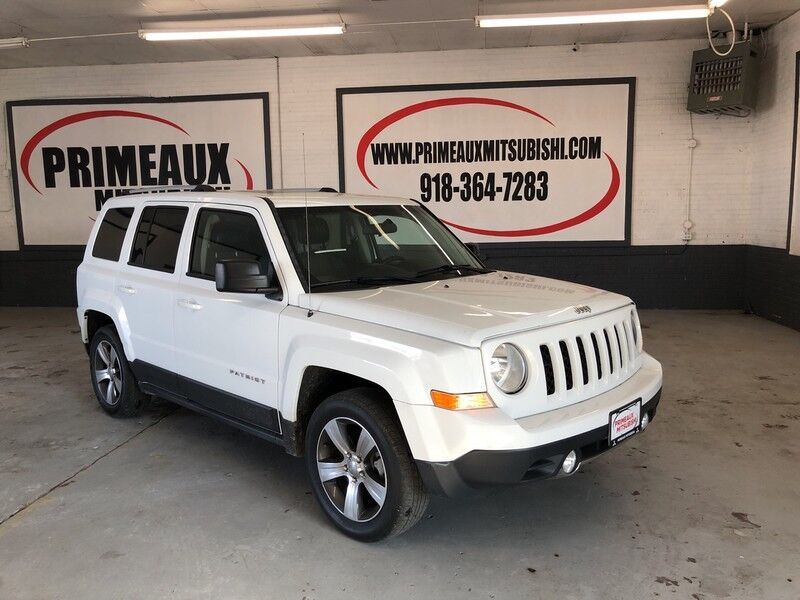 2016 Jeep Patriot High Altitude Edition Bixby OK