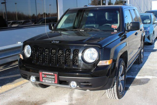 2016 Jeep Patriot High Altitude Edition Brewer ME
