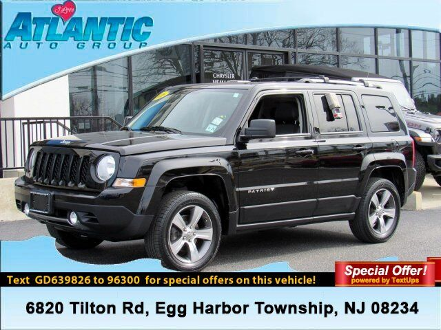 2016 Jeep Patriot High Altitude Edition Egg Harbor Township NJ