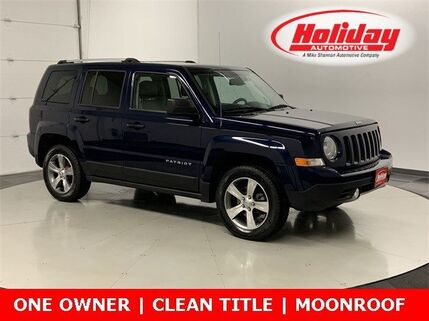 2016_Jeep_Patriot_High Altitude Edition_ Fond du Lac WI