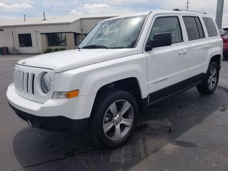 2016 Jeep Patriot High Altitude Edition Fort Wayne Auburn and Kendallville IN