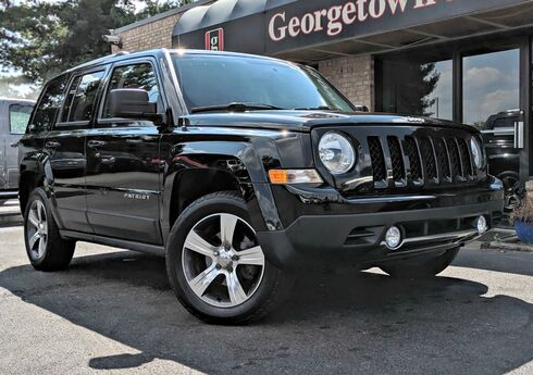 2016 Jeep Patriot High Altitude Edition Georgetown KY