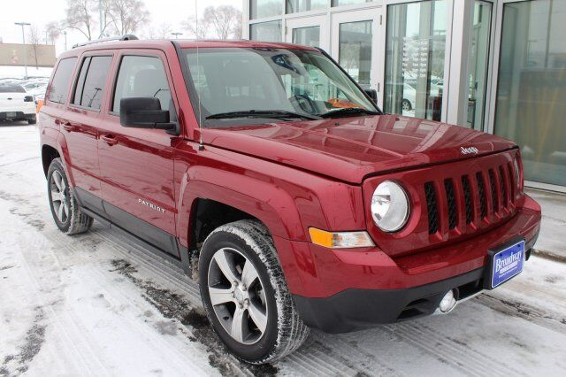 2016 Jeep Patriot High Altitude Edition Green Bay WI