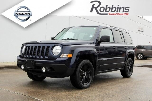 2016 Jeep Patriot High Altitude Edition Houston TX