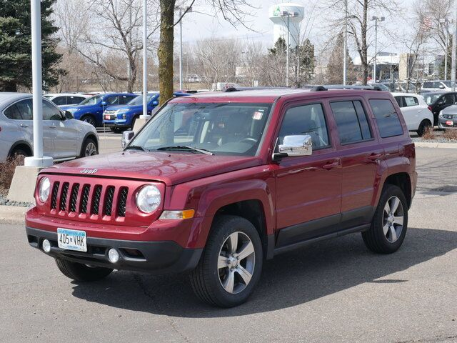 2016 Jeep Patriot High Altitude Edition Inver Grove Heights MN