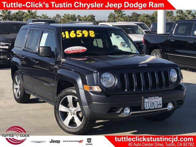 2016 Jeep Patriot High Altitude Edition Irvine CA