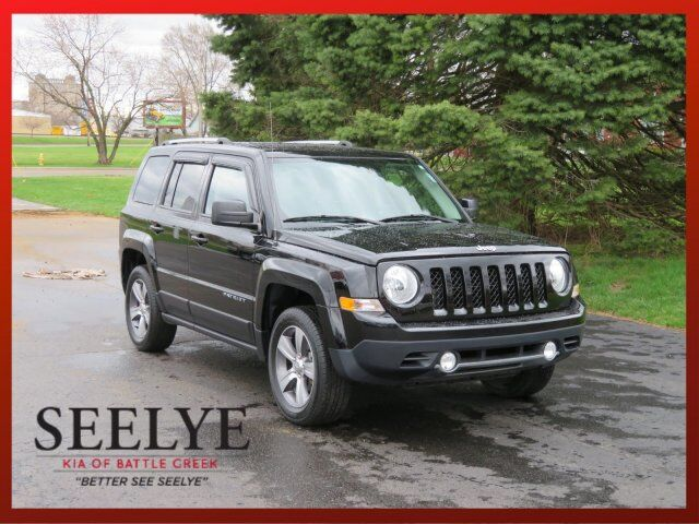 2016 Jeep Patriot High Altitude Edition Kalamazoo MI