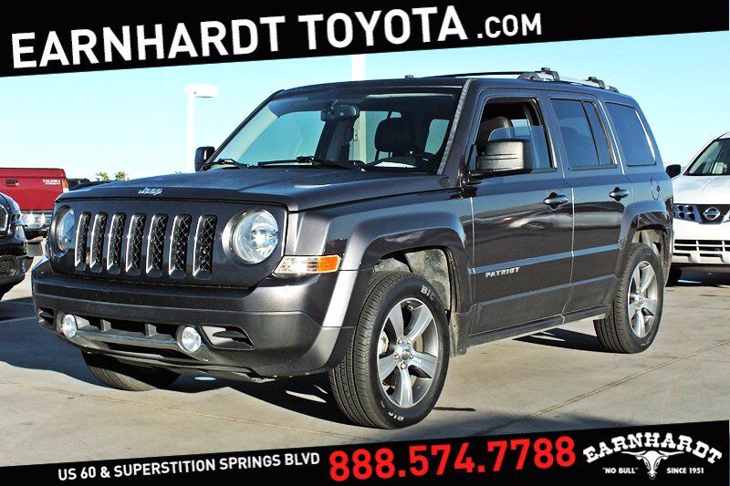 2016 Jeep Patriot High Altitude Edition *LOOKS GREAT!* Mesa AZ
